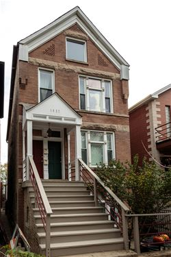 1827 N Paulina Unit 3, Chicago, IL 60622 Bucktown