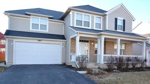 260 Bluegrass, Oswego, IL 60543