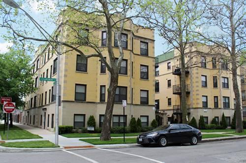 6508 N Claremont Unit 4W, Chicago, IL 60645