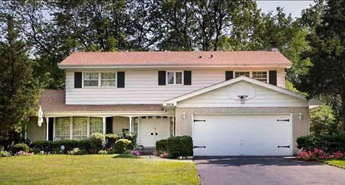 3018 Scott Crescent, Flossmoor, IL 60422