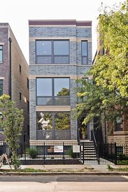 2848 N Damen Unit 1, Chicago, IL 60618 West Lakeview