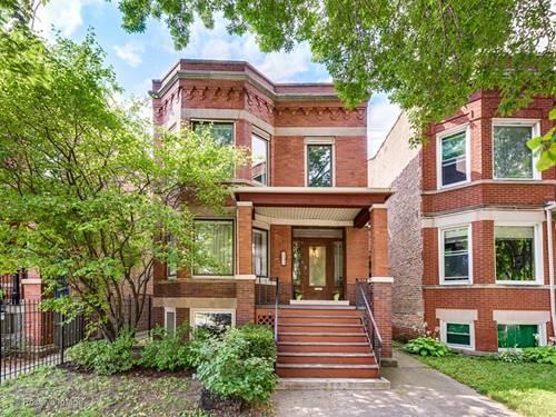 2145 W Addison, Chicago, IL 60618 Roscoe Village