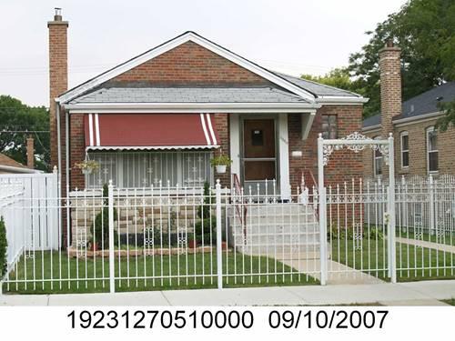 3804 W Marquette, Chicago, IL 60629