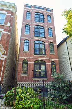 1530 N Cleveland Unit 4, Chicago, IL 60610 Old Town