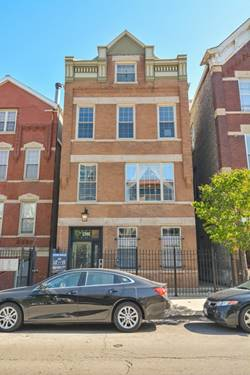 1305 N Greenview Unit 2, Chicago, IL 60642 Wicker Park