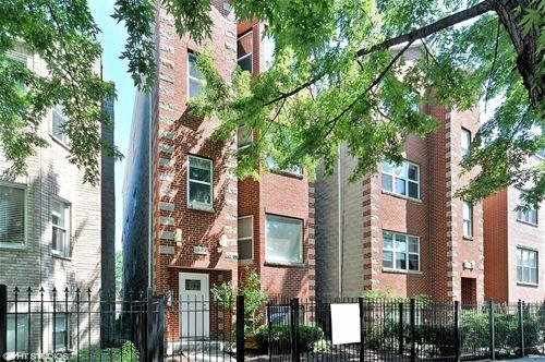 1822 W Ellen Unit 3, Chicago, IL 60622 Wicker Park