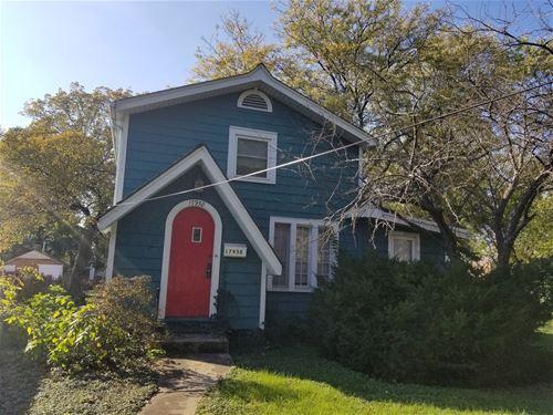 17958 Homewood, Homewood, IL 60430