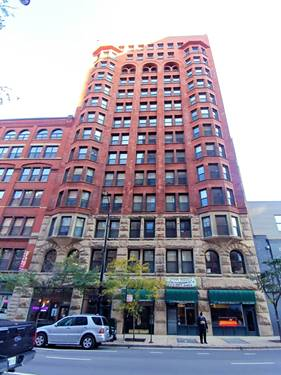 537 S Dearborn Unit 13A, Chicago, IL 60605 South Loop