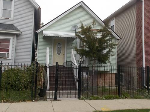 3430 W Mclean, Chicago, IL 60647 Logan Square