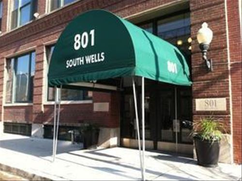 801 S Wells Unit 310, Chicago, IL 60607 South Loop