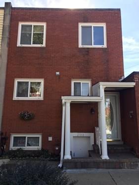 2911 W Glenlake, Chicago, IL 60659