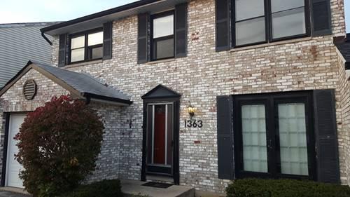 1363 Georgetown, Carol Stream, IL 60188