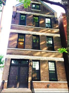 2246 W Charleston Unit 2, Chicago, IL 60647 Bucktown