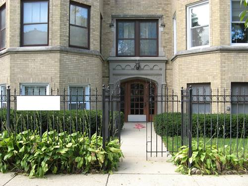 6422 N Claremont Unit 3N, Chicago, IL 60645