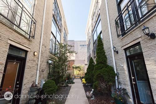 530 N Wood Unit B, Chicago, IL 60622 Noble Square