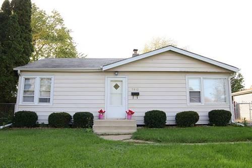 7912 Newland, Burbank, IL 60459