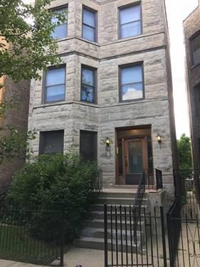 3706 N Magnolia Unit 2, Chicago, IL 60613 Lakeview