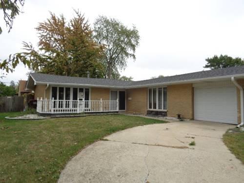15401 Betty Ann, Oak Forest, IL 60452