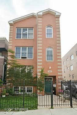1461 W Walton Unit 2, Chicago, IL 60642 Noble Square