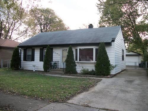 5261 Kimball, Oak Lawn, IL 60453