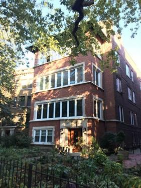 1216 W Sherwin Unit 2, Chicago, IL 60626