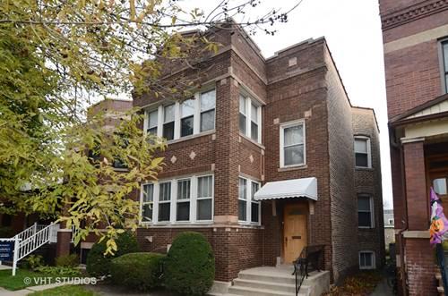 3717 N Oakley, Chicago, IL 60618