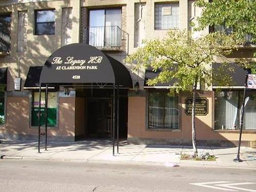 4520 N Clarendon Unit 504, Chicago, IL 60640 Uptown