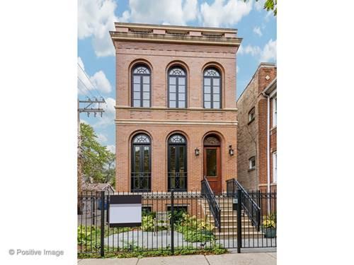1468 W Cullom, Chicago, IL 60613 Uptown
