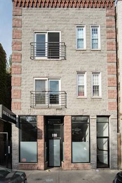 938 N Damen Unit 3F, Chicago, IL 60622 Noble Square