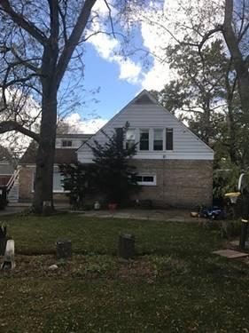 1508 Fowler, Evanston, IL 60201