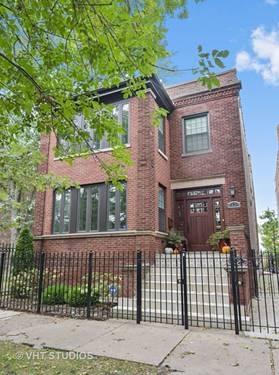5120 N Wolcott, Chicago, IL 60640 Ravenswood