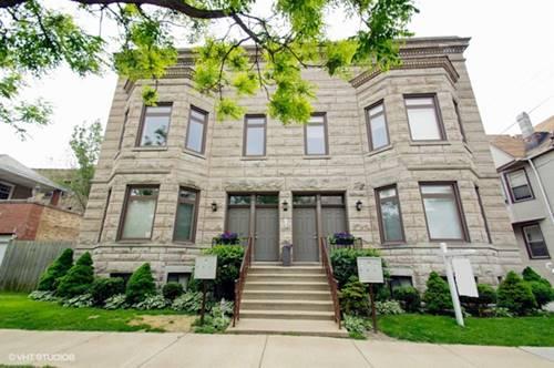 1715 W Leland Unit 1, Chicago, IL 60640 Uptown