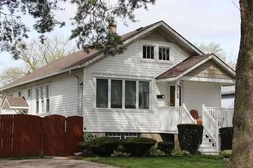9808 S 54th, Oak Lawn, IL 60453