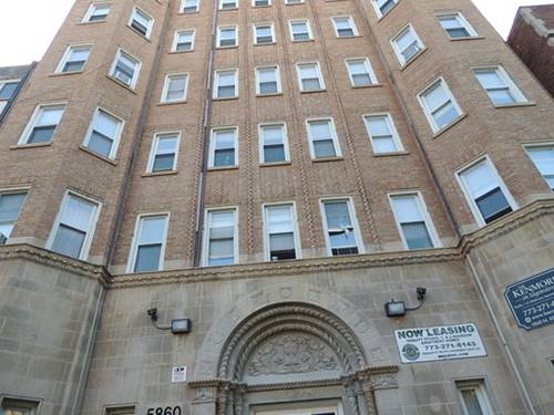 5860 N Kenmore Unit 103, Chicago, IL 60660 Edgewater