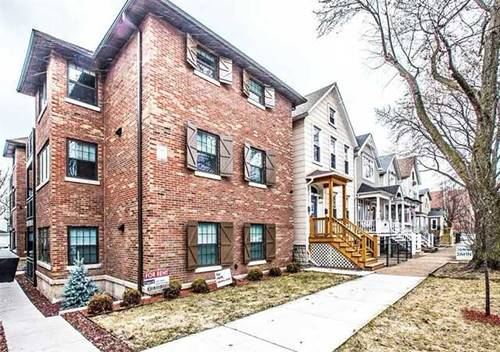 2145 W Fletcher Unit 1R, Chicago, IL 60618 West Lakeview