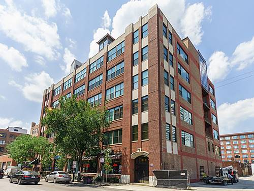 812 W Van Buren Unit 2D, Chicago, IL 60607 West Loop
