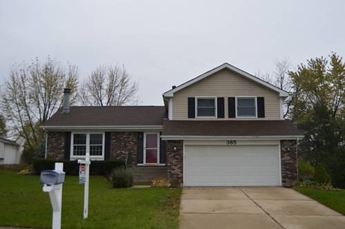 385 Crestwood, Algonquin, IL 60102