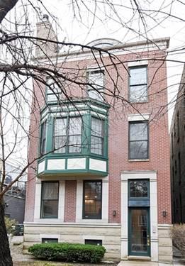 1661 N Bell Unit 3, Chicago, IL 60647 Bucktown