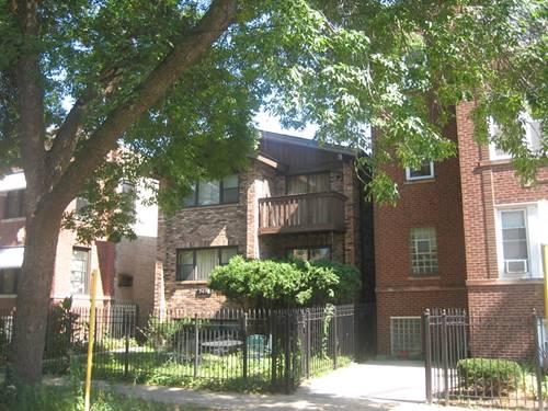 7439 N Artesian Unit 1, Chicago, IL 60645