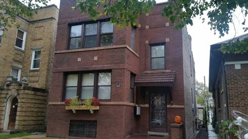 3828 N Francisco Unit 1, Chicago, IL 60618