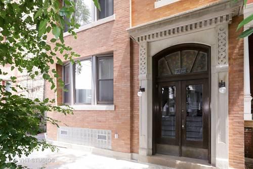 2753 N Seminary Unit 1, Chicago, IL 60614 Lincoln Park