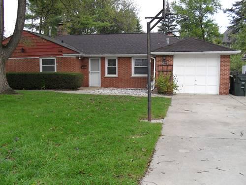 2400 S De Cook, Park Ridge, IL 60068