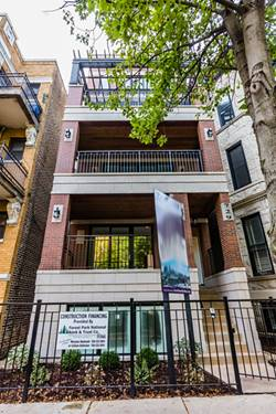 729 W Barry Unit PH, Chicago, IL 60657 Lakeview