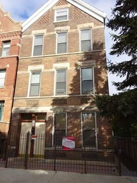 2318 W Palmer, Chicago, IL 60647 Bucktown