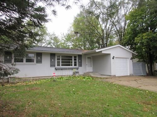 2601 Crystal Lake, Cary, IL 60013