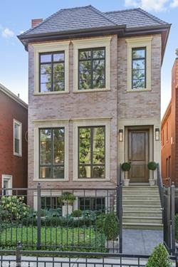 1709 W Wrightwood, Chicago, IL 60614 West Lincoln Park