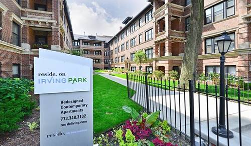 725 W Irving Park Unit 4503, Chicago, IL 60613 Lakeview