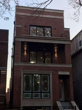 1741 W Roscoe Unit 2, Chicago, IL 60657 Roscoe Village