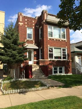 6543 N Campbell, Chicago, IL 60645