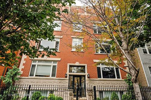 3328 N Sheffield Unit 3, Chicago, IL 60657 Lakeview